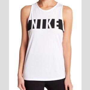 Nike Logo Dry Tank